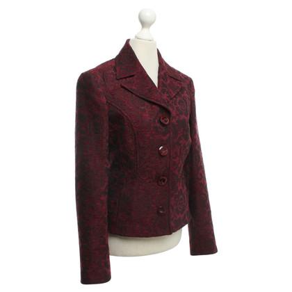 D&G Patterned Blazer in Bicolor