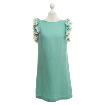 Paul & Joe Robe turquoise