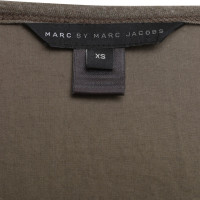 Marc Jacobs Jurk in Olive