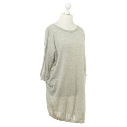 Acne Lange trui in grijs