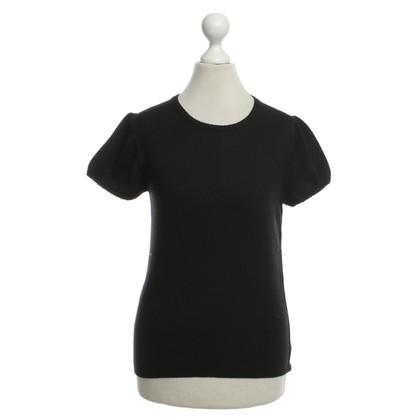 Burberry T-shirt in lana merino
