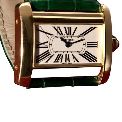 "Cartier ""Divan Lady Gold"""