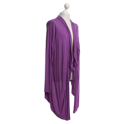 Elie Tahari Vest in Purple