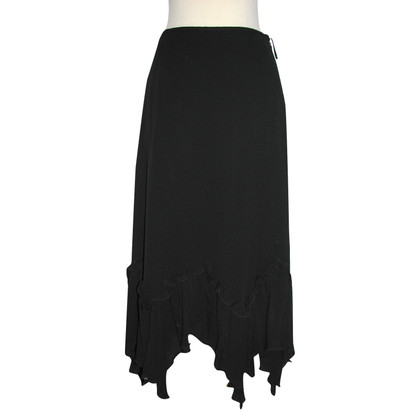 Escada Silk skirt in black