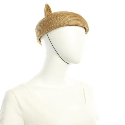 Eugenia Kim Straw hat with ears