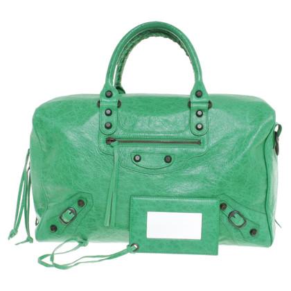 Balenciaga Handtasche in Grün