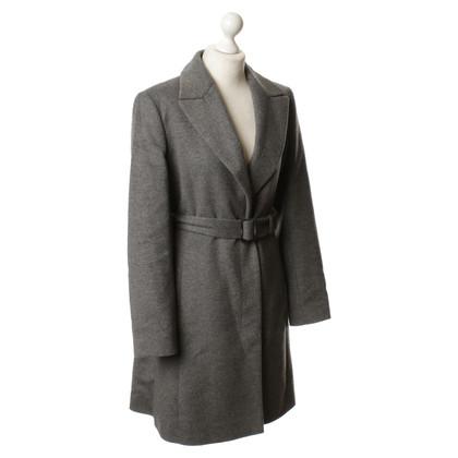 Hugo Boss Mantel in Grau