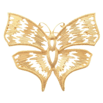 Christian Dior Butterfly brooch