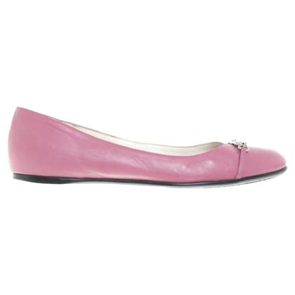 Gucci Ballerine in rosa