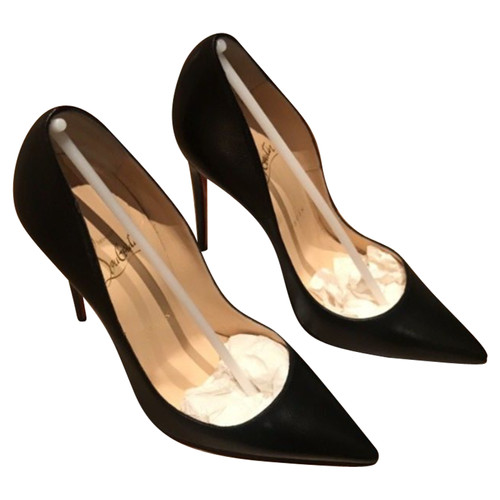 quality design 97b06 fe841 Christian Louboutin So Kate Leather in Black - Second Hand ...