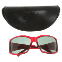 Versace Sunglasses in red