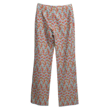 Gianni Versace trousers in multicolor