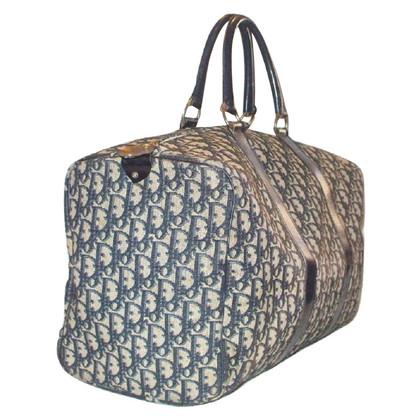 Christian Dior Handtasche mit Logomuster
