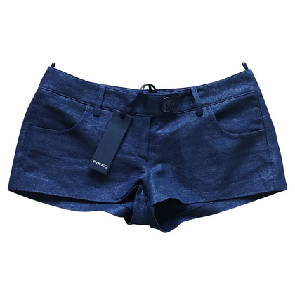 Pinko Shorts in Blau
