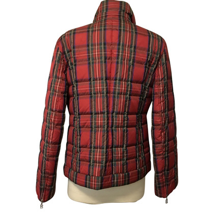 Bogner plaid ski-jack
