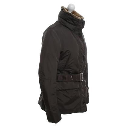 Peuterey Jacket with fur trim