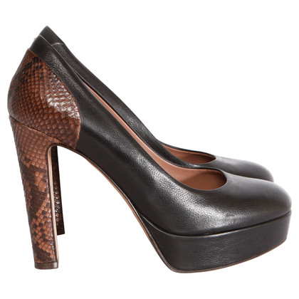 L'autre Chose pumps Brown