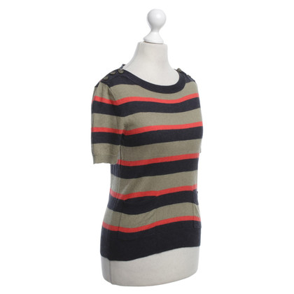 Marc by Marc Jacobs Top met Streeppatroon