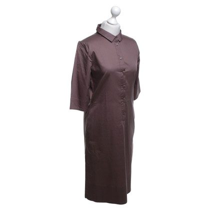 Cos Shirt dress in brown