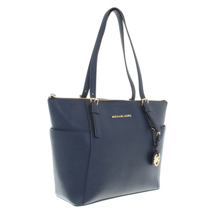 "Michael Kors ""Jetset Travel Bag"" in Navy"