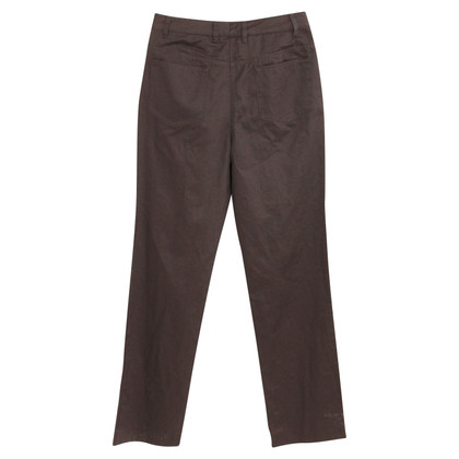 Aquascutum cotton trousers