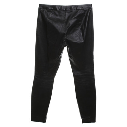 Muubaa Leather pants in black