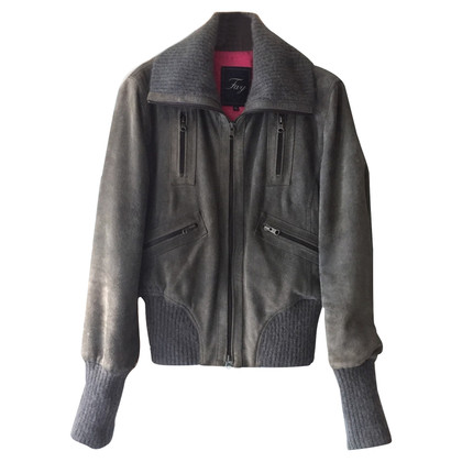 Fay Leather jacket