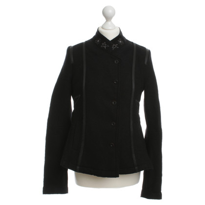 Marithé et Francois Girbaud Jacket in wool
