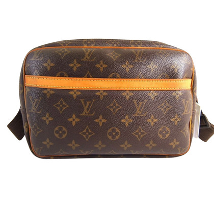 Louis Vuitton Reporter Bag van Monogram Canvas
