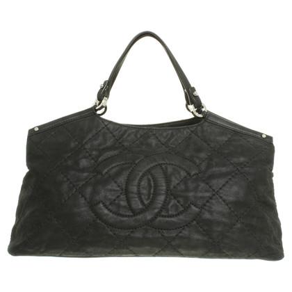 Chanel Handbag with embroidery
