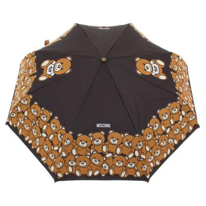 Moschino Umbrella with pattern print