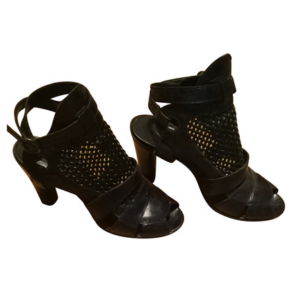 Gianni Barbato High heels in leather