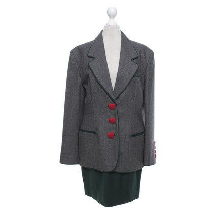 Moschino Cheap and Chic Costume in tricolore