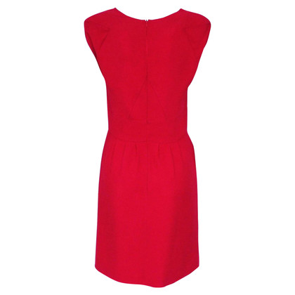 Miu Miu Ruby red dress