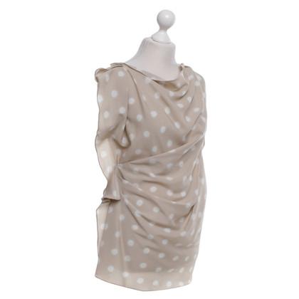 Twin-Set Simona Barbieri Blouse shirt in beige / cream