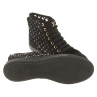 Louis Vuitton Sneakers in Black