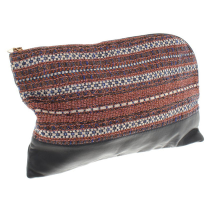 Matthew Williamson Clutch mit Webmuster