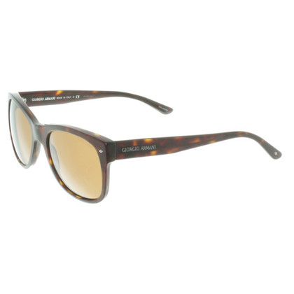 Giorgio Armani Sunglasses in Brown