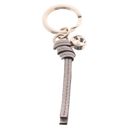 Gucci Schlüsselanhänger in Bicolor