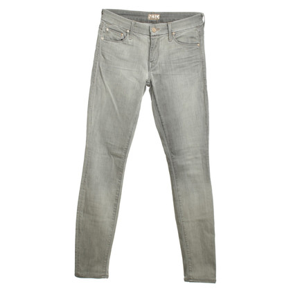 Mother Jeans in Gray