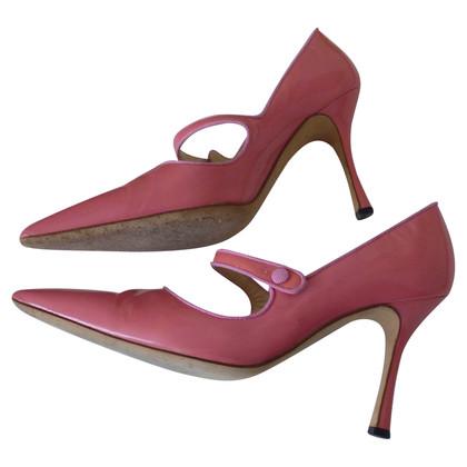 Manolo Blahnik Patent leather pumps