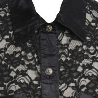 Moschino Blouse of lace