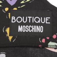 Moschino Robe d'été avec motif