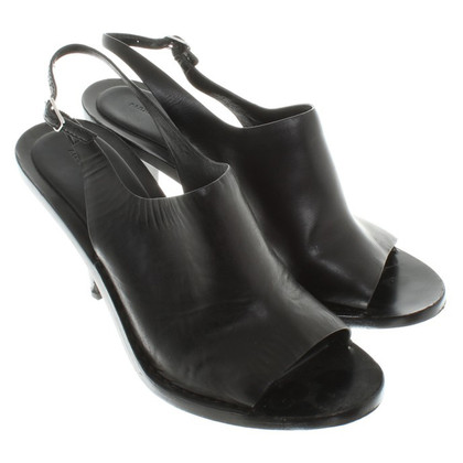 Alexander Wang Slingbacks in black