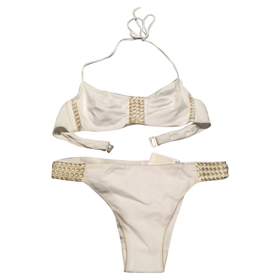 La Perla Bikini avec bordure à paillettes