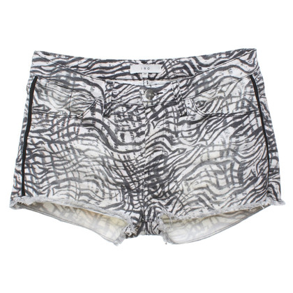 Iro Shorts met patroon