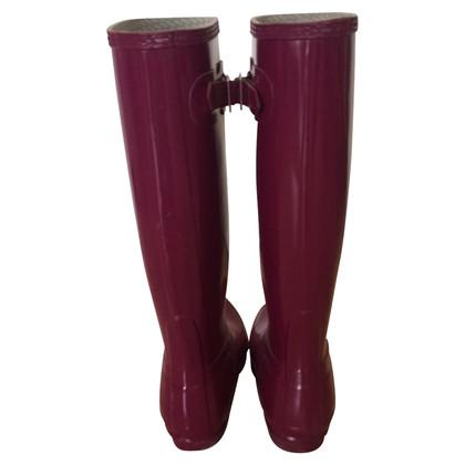 Hunter Fucsia Hunter Boots