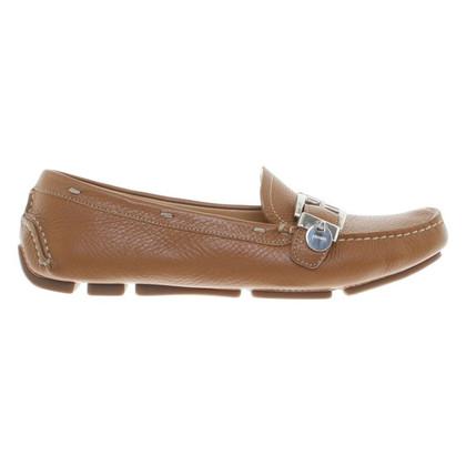 Prada Loafer in Brown