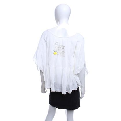 Andere merken Au Soleil - Top in het wit