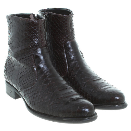 Baldinini Ankle boots in dark brown